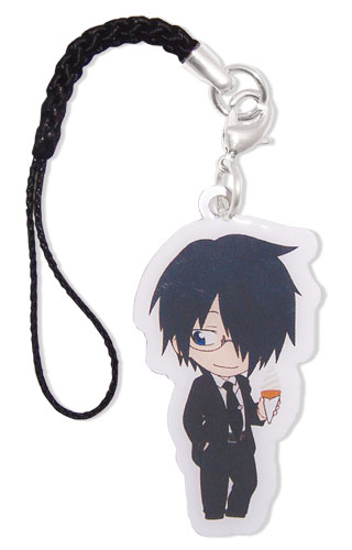 Soul Eater Not! - Akane Sd Phone Charm, an officially licensed product in our Soul Eater Not! Costumes & Accessories department.