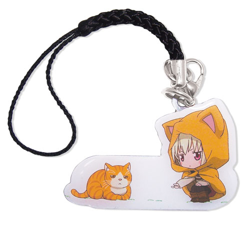 Soul Eater Not! - Kana Sd Phone Charm, an officially licensed product in our Soul Eater Not! Costumes & Accessories department.