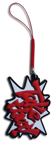 Ace Attorney - Take That! Pvc Phone Charm, an officially licensed Ace Attorney product at B.A. Toys.