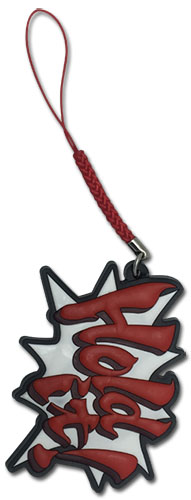 Ace Attorney - Hold It! Pvc Phone Charm, an officially licensed Ace Attorney product at B.A. Toys.