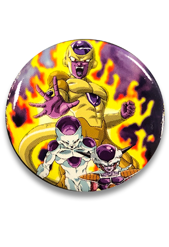 Dragon Ball Super - Resurrection Freiza Button 1.25