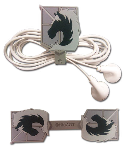 Attack On Titan - Military Police Regiment Cord Organizer, an officially licensed Attack On Titan product at B.A. Toys.