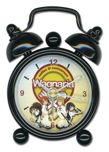 Wagnaria!! Mini Desk Clock