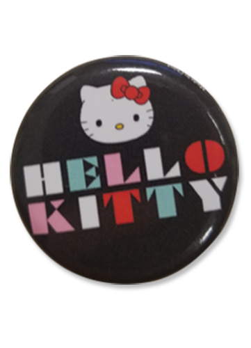 Hello Kitty - Button 1.25