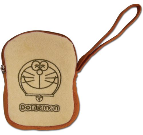 Doraemon - Memorial Toast Coin Purse, an officially licensed product in our Doraemon Wallet & Coin Purse department.