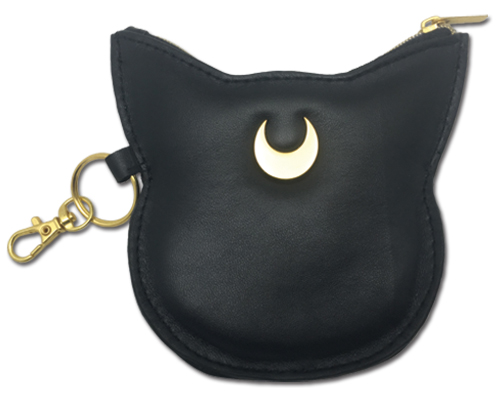 Sailor Moon - Luna Coin Purse, an officially licensed product in our Sailor Moon Wallet & Coin Purse department.