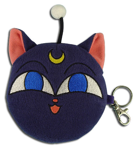 Sailor Moon R - Luna P Coin Purse, an officially licensed product in our Sailor Moon Wallet & Coin Purse department.