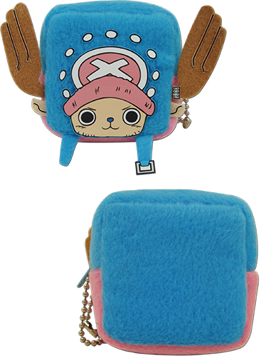 One Piece - Chopper Cube Coin Purse, an officially licensed product in our One Piece Wallet & Coin Purse department.