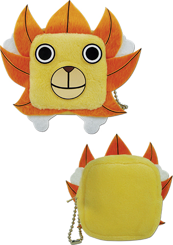 One Piece - Sunny Cube Coin Purse, an officially licensed product in our One Piece Wallet & Coin Purse department.