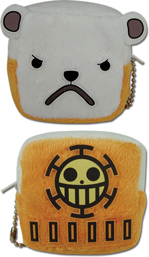 One Piece - Bepo Cube Coin Purse, an officially licensed product in our One Piece Wallet & Coin Purse department.