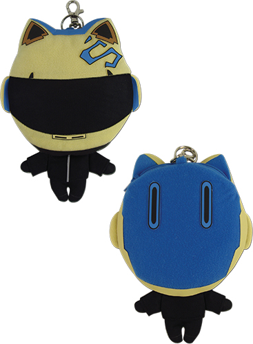 Durarara!! - Celty Plush Coin Purse 7'' officially licensed Durarara!! Wallet & Coin Purse product at B.A. Toys.