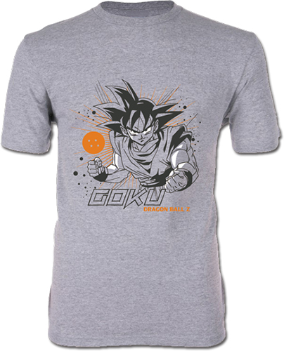 Dragon Ball Z - Goku 01 Mens T-Shirt M, an officially licensed Dragon Ball Z product at B.A. Toys.