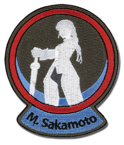 Strike Witches Mio Military Patch, an officially licensed product in our Strike Witches Patches department.