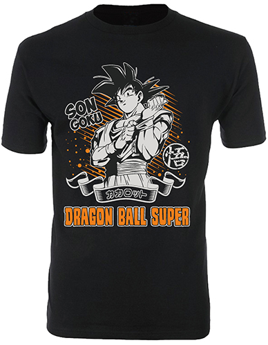 Dragon Ball Super - Goku 04 Men's T-Shirt XXL