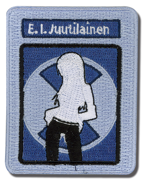 Strike Witches Eila Patch, an officially licensed product in our Strike Witches Patches department.