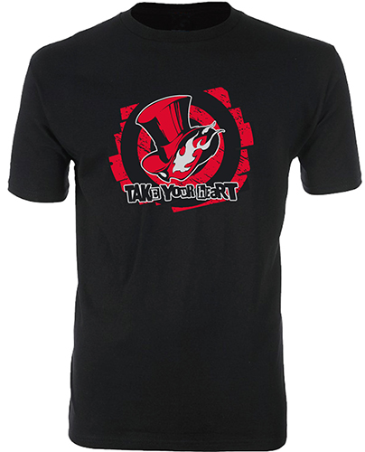 Persona 5 - Persona Men's T-Shirt S, an officially licensed product in our Persona T-Shirts department.
