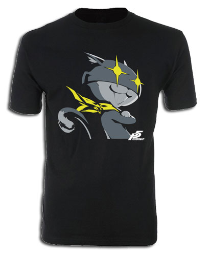 Persona 5 - Morgana Men's T-Shirt M, an officially licensed Persona product at B.A. Toys.