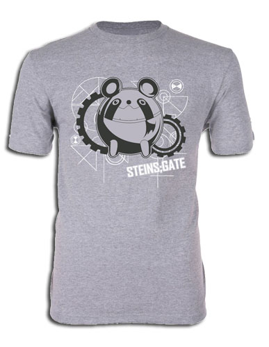 Steins;Gate - Upa 01 Mens T-Shirt M, an officially licensed Stein;S Gate product at B.A. Toys.