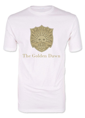 Black Clover - The Golden Dawn T-Shirt S, an officially licensed Black Clover product at B.A. Toys.