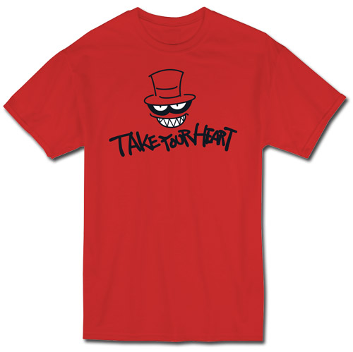 Persona 5 The Animation - Take Your Heart T-Shirt L, an officially licensed product in our Persona T-Shirts department.