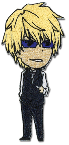 Durarara!! Shizou Patch, an officially licensed product in our Durarara!! Patches department.
