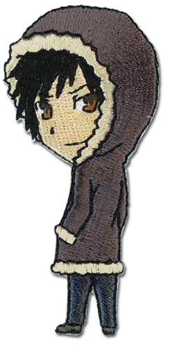 Durarara!! Izaya Patch, an officially licensed Durarara Patch
