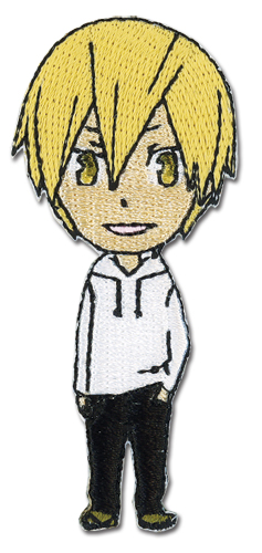 Durarara!! Masaomi Patch, an officially licensed product in our Durarara!! Patches department.