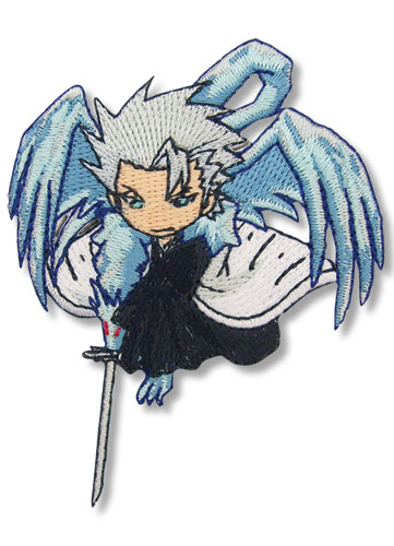 Bleach Hitsugaya Sd Patch, an officially licensed Bleach Patch