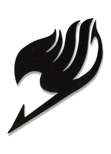 Fairy Tail Symbol Patch officially licensed product at B.A. Toys.