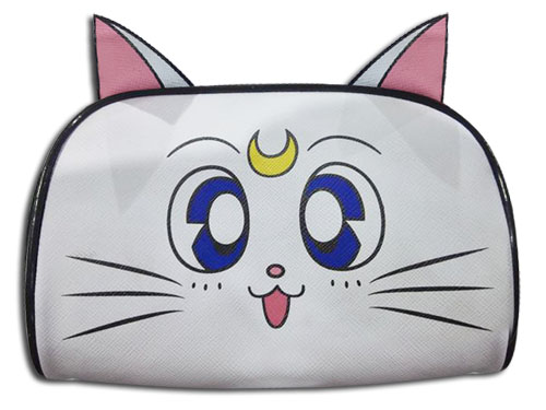 Sailor Moon - Artemis Cosmetic Bag, an officially licensed product in our Sailor Moon Bags department.
