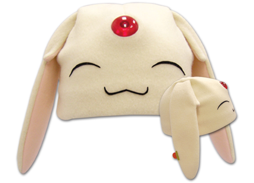 Tsubasa Mokona Fleece Cap officially licensed product at B.A. Toys.
