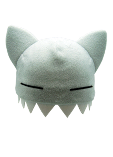 Azumanga Daioh Neko Fleece Cap officially licensed product at B.A. Toys.