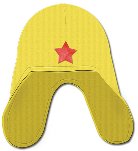 Sergeant Frog Keroro's Cap officially licensed product at B.A. Toys.