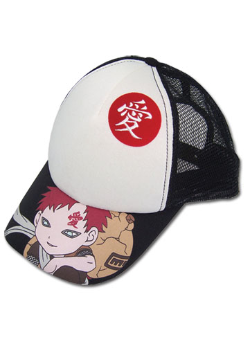 Naruto Gaara's Love Cap officially licensed product at B.A. Toys.