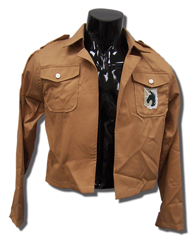 Attack On Titan - Military Police Uniform Jacket S, an officially licensed product in our Attack On Titan Costumes & Accessories department.
