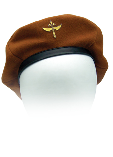 Code Geass Military Cap officially licensed product at B.A. Toys.