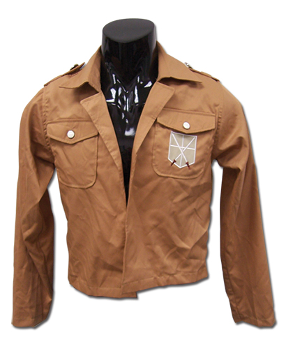 Attack On Titan - 104Th Trainee Squad Uniform Jacket S, an officially licensed Attack On Titan product at B.A. Toys.