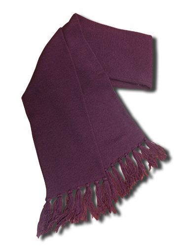 Great Eastern - Generic Maroon Scarf, an officially licensed product in our Great Eastern Costumes & Accessories department.