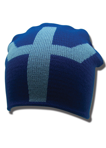 Claymore Clare Symbol Beanie, an officially licensed Claymore Cap