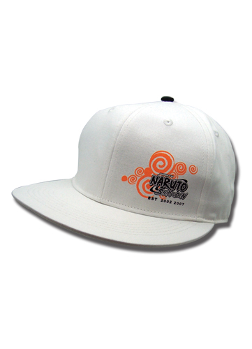 Naruto Shippuden Logo Flatbill Hat, an officially licensed product in our Naruto Shippuden Hats, Caps & Beanies department.