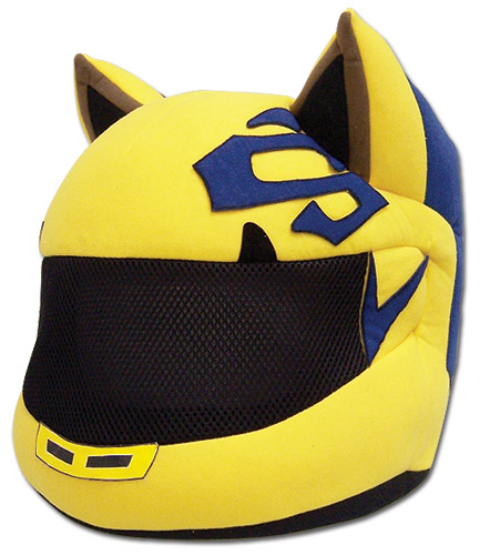 Durarara!! Celty Plush Helmet, an officially licensed Durarara!! product at B.A. Toys.