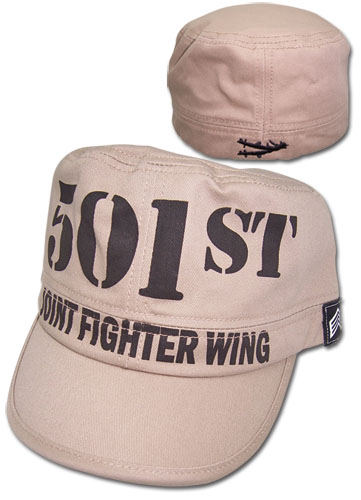 Strike Witches 501st Cap, an officially licensed Strike Witches Cap