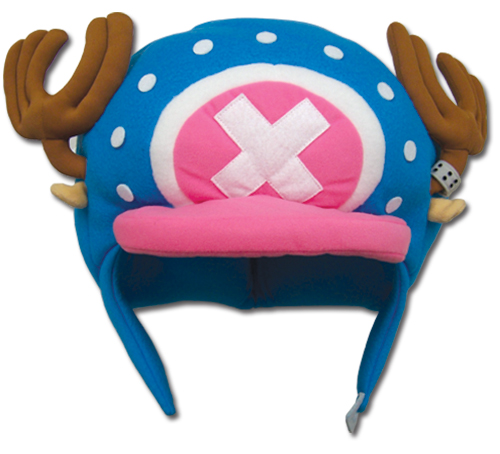 One Piece Chopper New World Headwear officially licensed product at B.A. Toys.