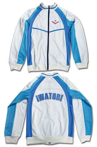 Free! - Iwatobi Sc Jacket L, an officially licensed product in our Free! Costumes & Accessories department.
