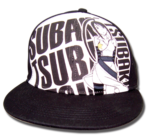 Soul Eater Tsubaki Flatbill Cap officially licensed product at B.A. Toys.