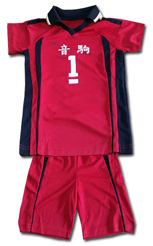 Haikyu!! - Nekoma #1 Uniform L officially licensed Haikyu!! Costumes & Accessories product at B.A. Toys.