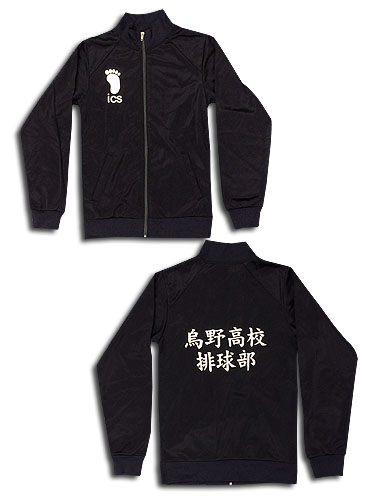 Haikyu!! - Karasuno Jacket L officially licensed Haikyu!! Costumes & Accessories product at B.A. Toys.