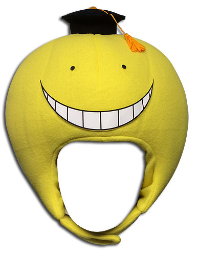 Assassination Classroom - Koro Costume Cap, an officially licensed product in our Assassination Classroom Costumes & Accessories department.