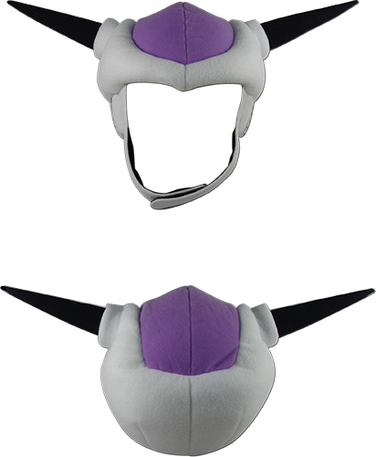 Dragon Ball Z - Frieza Costume Cap officially licensed Dragon Ball Z Plush product at B.A. Toys.