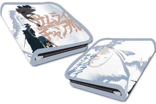 Samurai Champloo Cd/Dvd Holder, an officially licensed product in our Samurai Champloo Cd & Dvd Holders department.